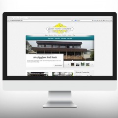 Website Design Glenn Martin Company