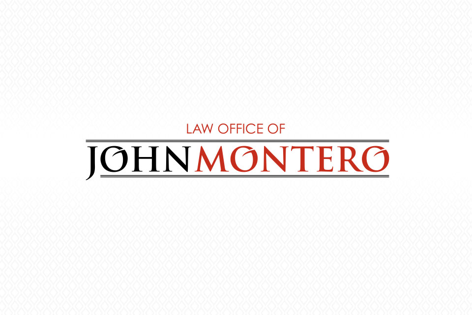 Logo Design John Montero Law