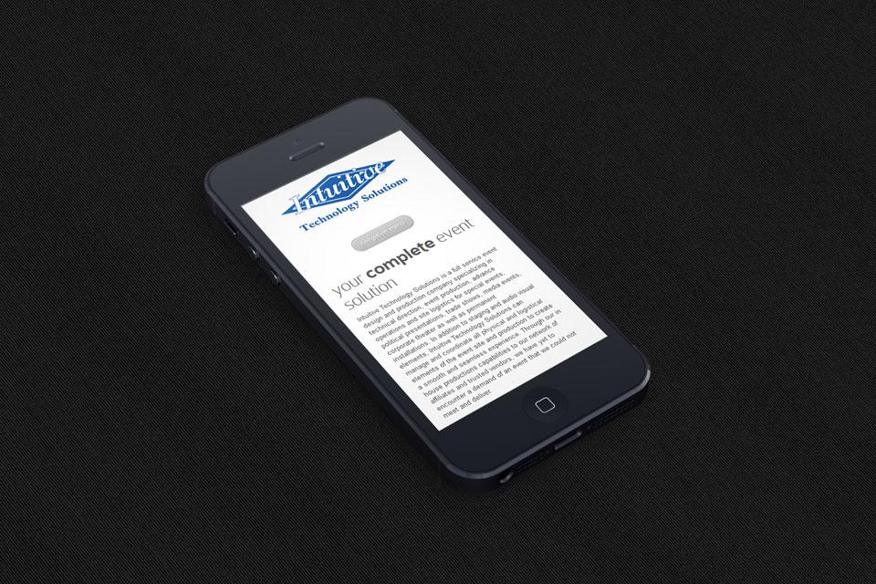 Website DesignIntuitive
