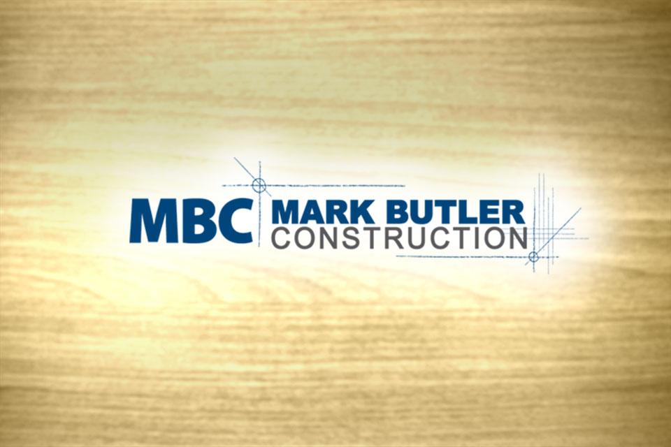 Logo Design & BrandingMark Butler Construction