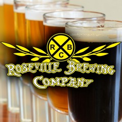 Branding & Website DesignRoseville Brewing Company